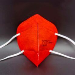 FFP2, Maske, ffp2 maske, rot, red