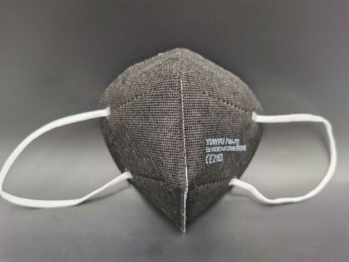 FFP2, Maske, ffp2 maske, grau, gray